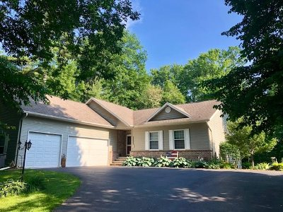 Green Bay Single Family Home Active-No Offer: 4544 Point Comfort