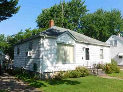 Shawano Single Family Home Active-No Offer: 1011 S Lutz