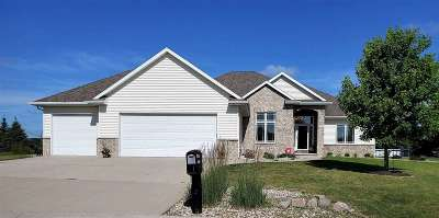 Appleton Single Family Home Active-Offer No Bump: N9197 Jonsch