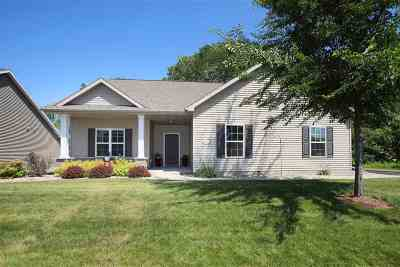 Neenah Condo/Townhouse Active-Offer No Bump: 1604 Copperstone