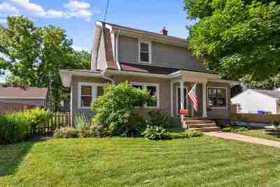 Appleton Single Family Home Active-No Offer: 1015 W 4th
