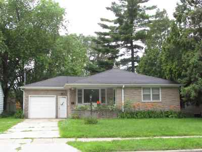 Single Family Home Active-No Offer: 1333 Western