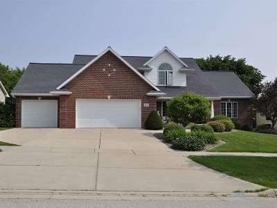 Green Bay Single Family Home Active-No Offer: 2660 Prairie Garden