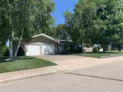 Shawano Single Family Home Active-No Offer: 1440 S Union