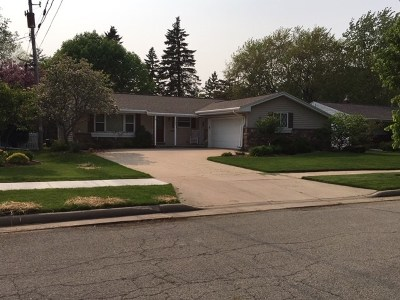 Appleton Single Family Home Active-No Offer: 1907 N Elinor