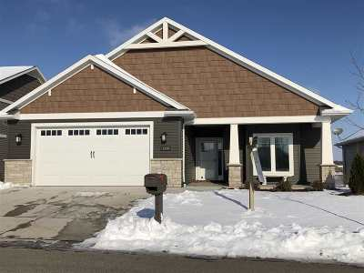 Neenah Condo/Townhouse Active-No Offer: 1339 Prairie Lake