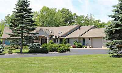 Shiocton Single Family Home Active-No Offer: N4653 Thompson
