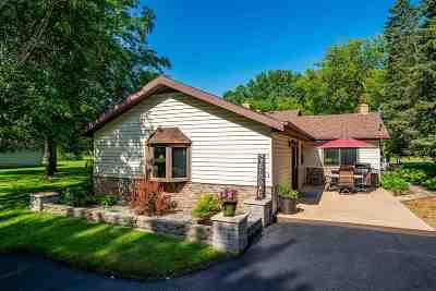 Oshkosh Single Family Home Active-No Offer: 4185 S Hwy 45