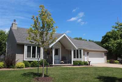 Appleton Single Family Home Active-No Offer: 4 Sunbeam