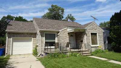 Menasha Single Family Home Active-No Offer: 812 7th
