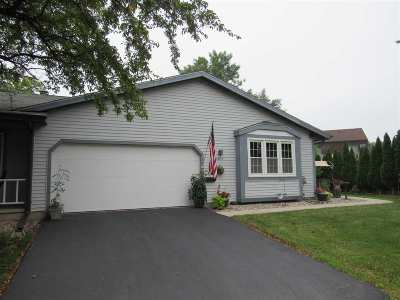 Appleton Condo/Townhouse Active-No Offer: 630 Stonehedge #D