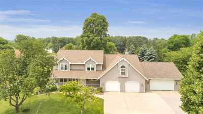 Green Bay Single Family Home Active-No Offer: 3110 Pioneer
