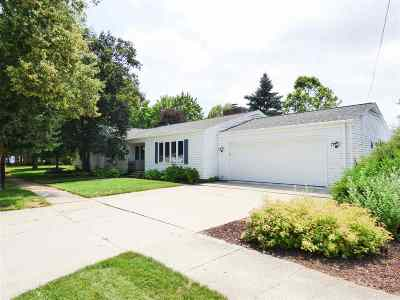 Green Bay Single Family Home Active-No Offer: 813 N Buchanan