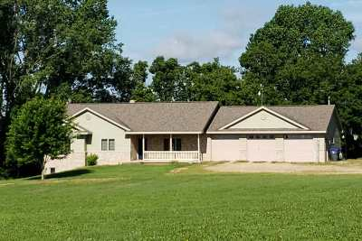 Black Creek Single Family Home Active-No Offer: N8663 Old Hwy 47