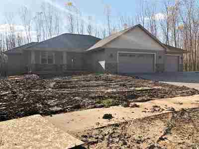 Green Bay Single Family Home Active-No Offer: 1250 Velsen