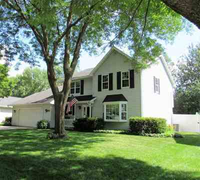 Green Bay Single Family Home Active-No Offer: 2965 Sonoran