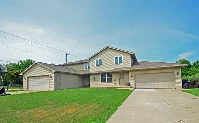 Green Bay Multi Family Home Active-No Offer: 2584 Telluride