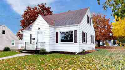 Kimberly Single Family Home Active-Offer No Bump: 121 W 1st