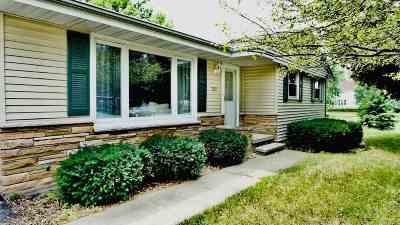 Appleton Single Family Home Active-No Offer: 2811 W Spencer