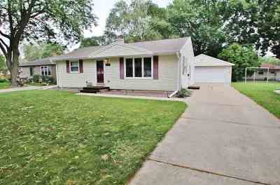 Green Bay Single Family Home Active-Offer No Bump: 1525 Gross