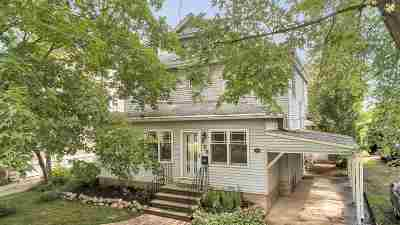 Green Bay Single Family Home Active-No Offer: 519 Spring