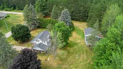 Sobieski Single Family Home Active-No Offer: 1488 Krause