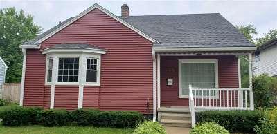Appleton Single Family Home Active-No Offer: 725 E Grant