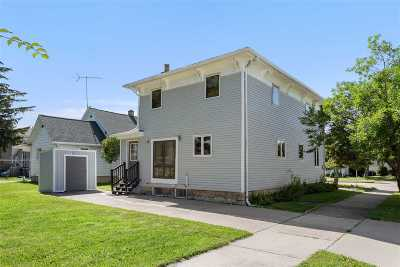 Oshkosh Single Family Home Active-No Offer: 356 W 12th