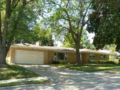 Green Bay Single Family Home Active-No Offer: 142 Greene