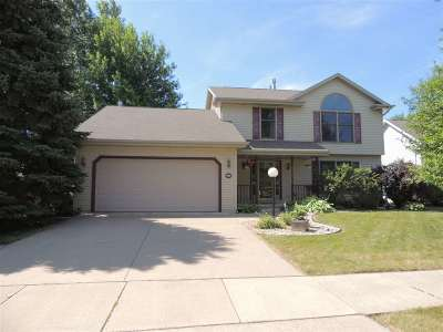 Oshkosh Single Family Home Active-No Offer: 315 Sunnybrook