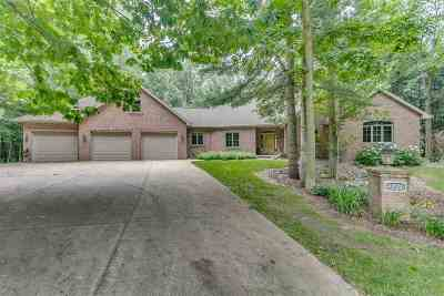 Brown County Single Family Home Active-No Offer: 4220 River Forest