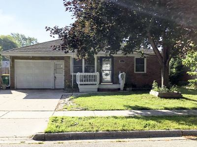 Green Bay Single Family Home Active-No Offer: 1619 11th
