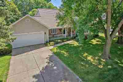 Green Bay Single Family Home Active-No Offer: 810 Maryann