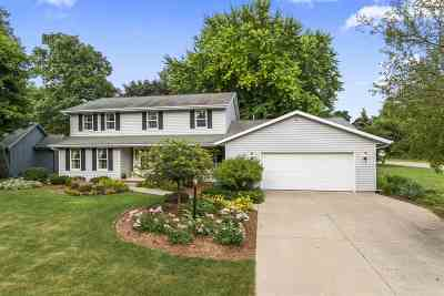 Neenah Single Family Home Active-No Offer: 767 Millbrook