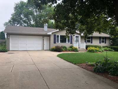Green Bay Single Family Home Active-No Offer: 2362 Dew
