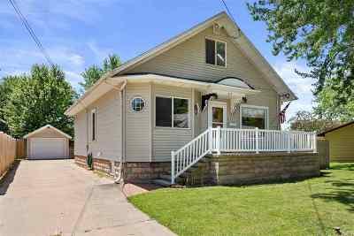 Kaukauna WI Single Family Home Active-No Offer: $137,000