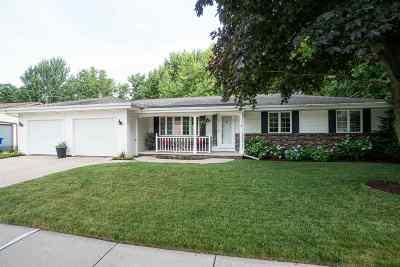 Appleton Single Family Home Active-No Offer: 2208 Schaefer