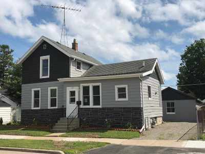 Oshkosh Single Family Home Active-No Offer: 811 Winnebago