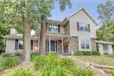 Green Bay Single Family Home Active-No Offer: 2415 Wildwood
