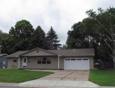 Green Bay Single Family Home Active-No Offer: 216 E St Joseph