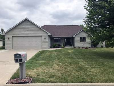Pulaski Single Family Home Active-No Offer: 888 Whimbrel