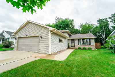Oshkosh Single Family Home Active-No Offer: 1390 Fairfax