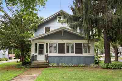Appleton Multi Family Home Active-Offer No Bump: 1235 W 8th