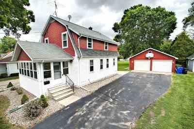Appleton Single Family Home Active-No Offer: 1424 S Kernan