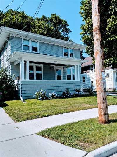 Appleton Single Family Home Active-No Offer: 319 E Summer