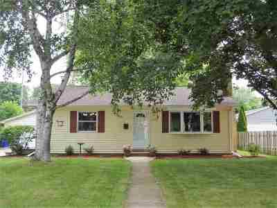 Appleton Single Family Home Active-Offer No Bump: 1618 S Mohawk