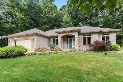 Howard, Suamico Single Family Home Active-No Offer: 2084 Kingfisher