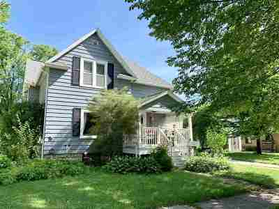 Appleton Single Family Home Active-No Offer: 714 W Commercial