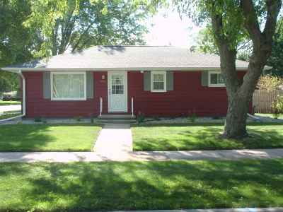 Oshkosh Single Family Home Active-No Offer: 1603 Grove