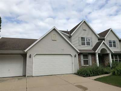 Appleton Single Family Home Active-No Offer: 3624 N Winterset